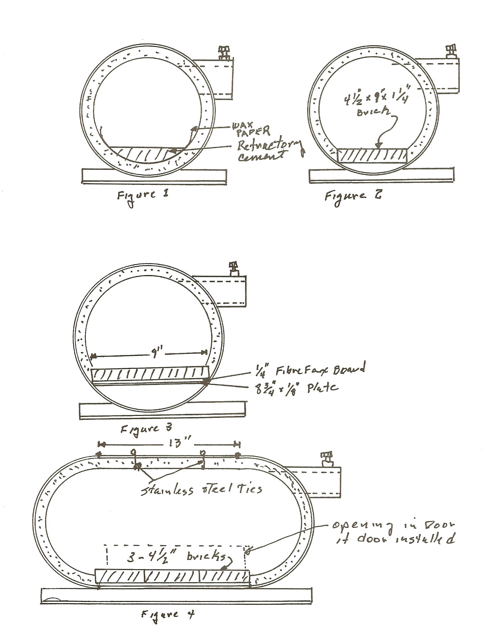 Peot Pipe (Gas) Forge and Propane Homemade Pipe Burner Design on homemade used oil burner, venturi mixer design, gas burner design, propane burner design,