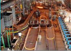 Hot Rolling Steel Mill With U-Turn