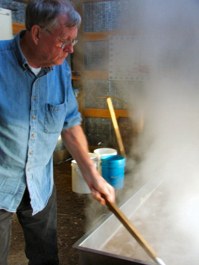 Skimming the Froth from the Boiling Almost-Syrup