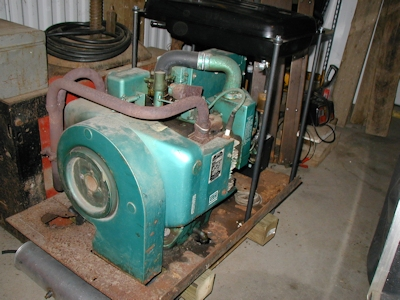 Onan 4 0 cck generator parts Service manual