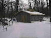 Our Maple Syrup Making House in 1996